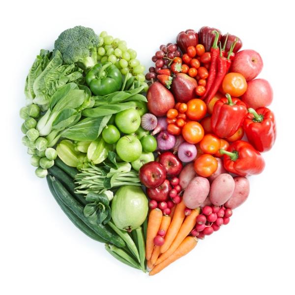 fruit and vegetables for Nutribullet recipes