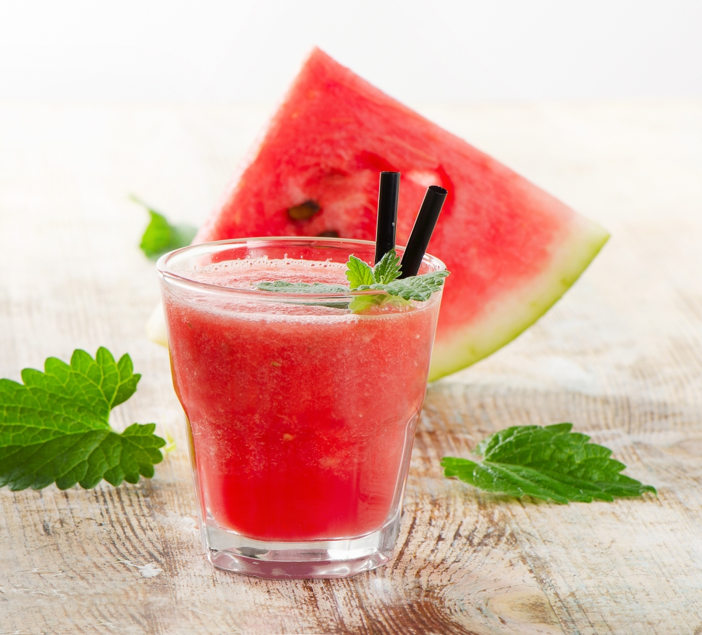 Watermelon Coconut Smoothie
