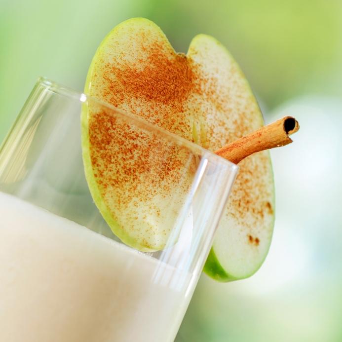 apple smoothie