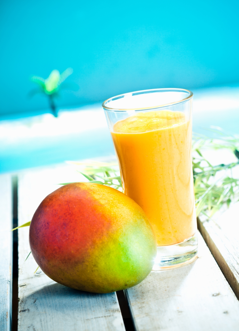 Papaya Mango and Carrot Nutribullet Recipe