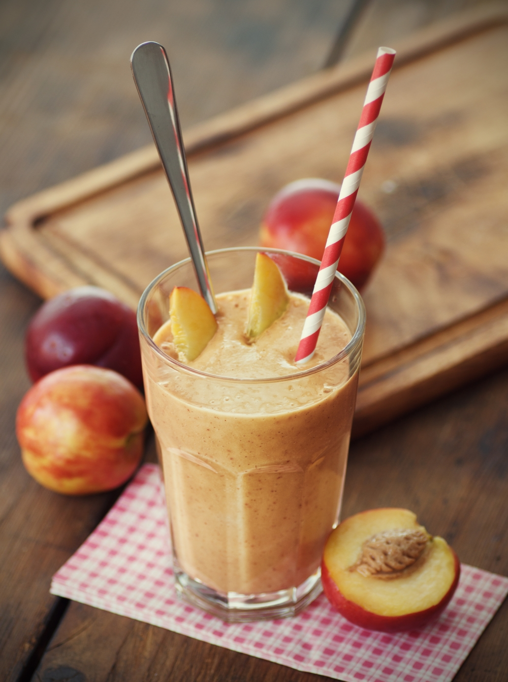Blueberry Peach Anti Aging Smoothie All Nutribullet Recipes