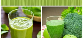 Seven Nutribullet Green Smoothies