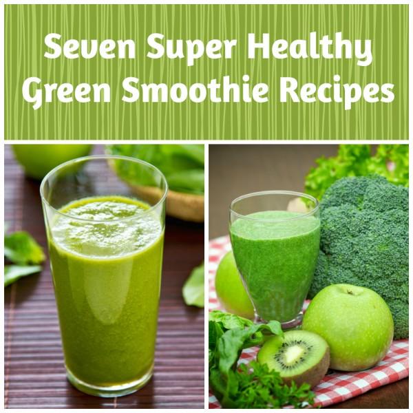 Nutribullet green smoothies