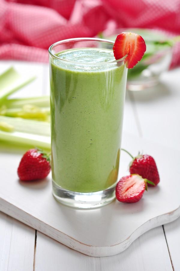 avocado berries and vegetable smoothie recipe