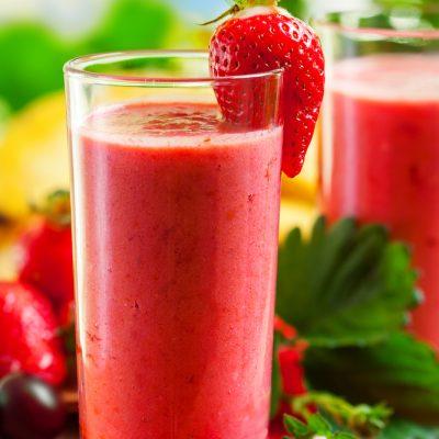 Strawberry Cashew Smoothie Nutribullet Recipe