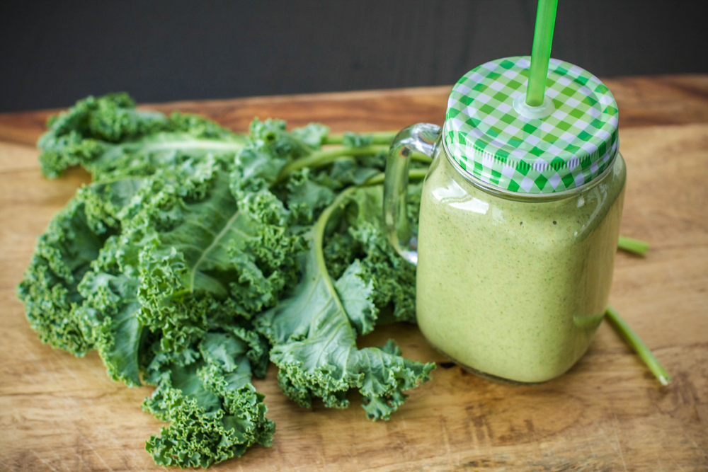 Fruity Kale Smoothie - All Nutribullet Recipes