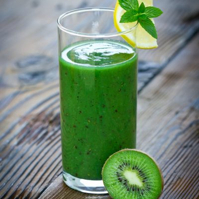 kiwi lime nutribullet smoothie recipe