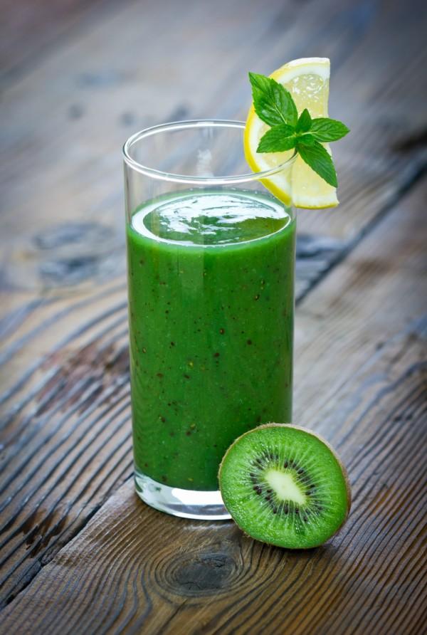 kiwi lime smoothie recipe