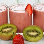 Strawberry Kiwi Smoothie Nutriblast Recipe