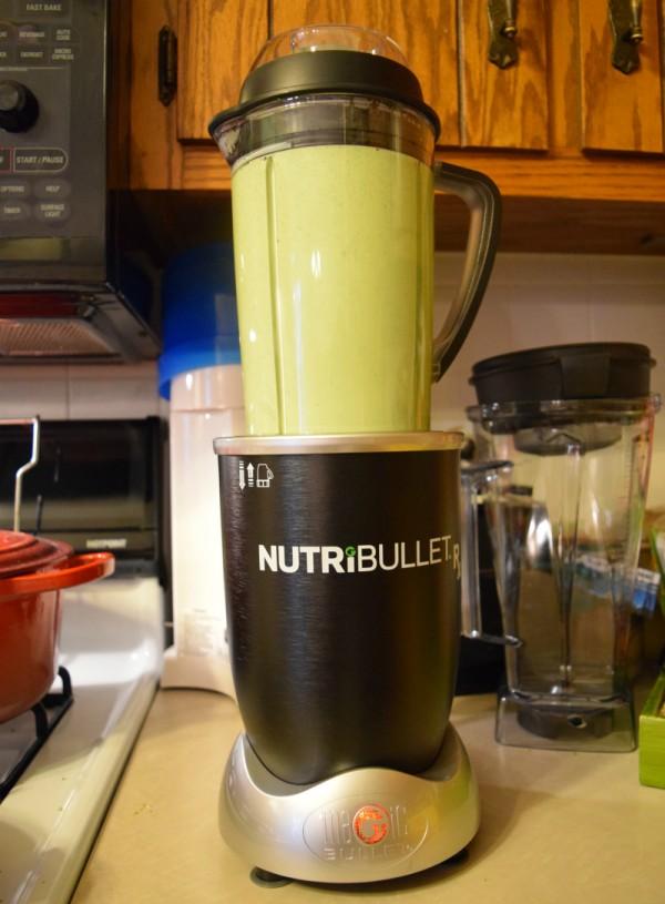 Nutribullet Broccoli Soup