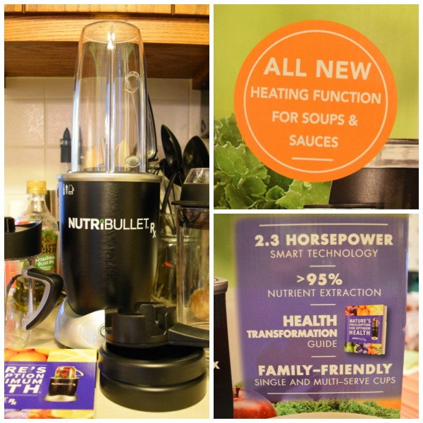 Soup And Smoothies Nutribullet Rx Review All
