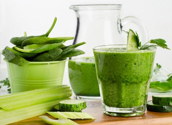 Kale Celery Smoothie