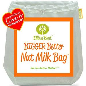 nutmilk bag
