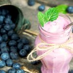 Cranberry UTI soothing smoothie