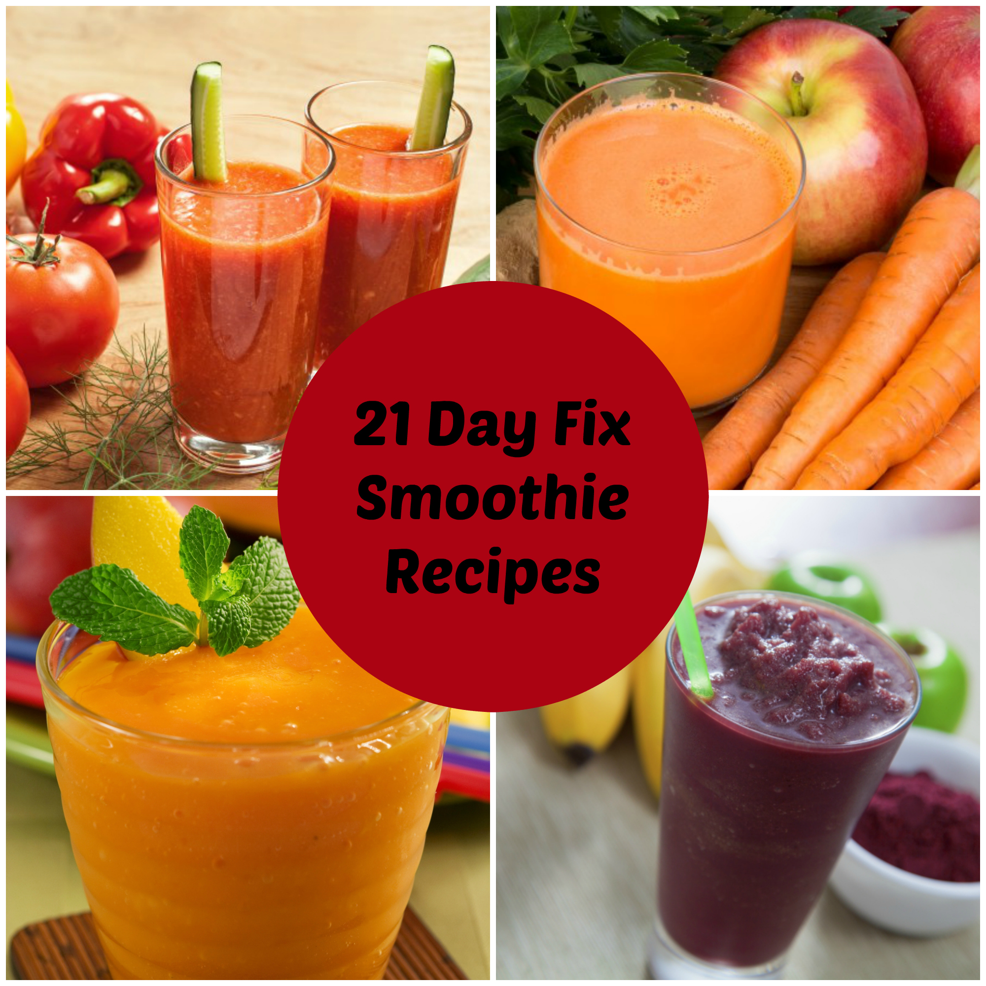 How To Make Smoothies For The 21 Day Fix All Nutribullet Recipes