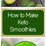 Formulating Low Carb Keto Smoothies