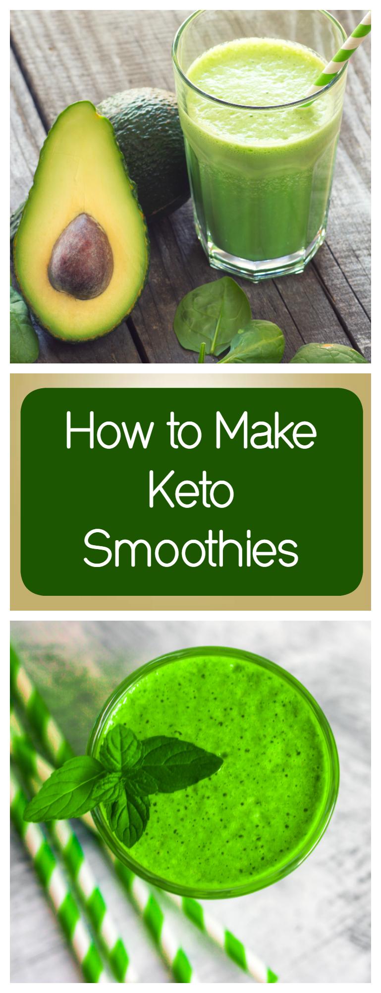 Ketogenic Nutribullet Recipes