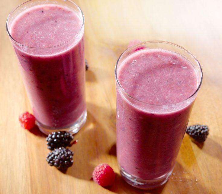 Vegan Post-Workout Protein Smoothie