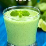 Hydrating Lemon-Lime Smoothie