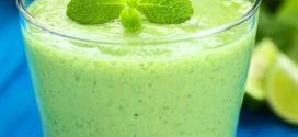 Hydrating Lemon-Lime Smoothie