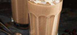 Low Sugar Chocolate Mocha Smoothie