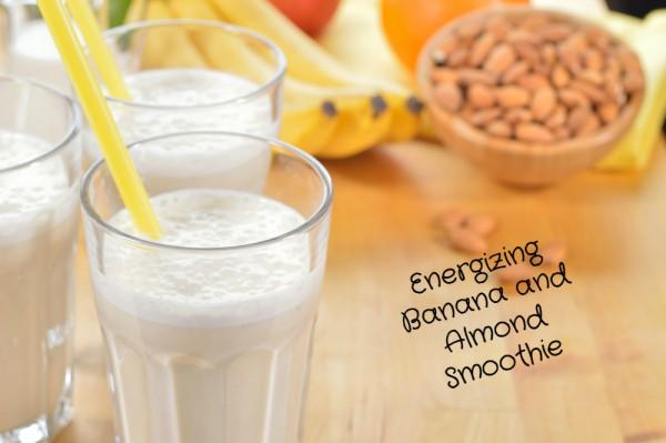 Energizing Banana Smoothie