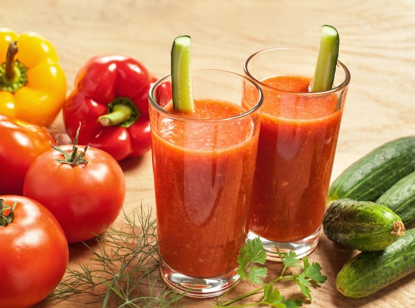 Bloody Mary Smoothie
