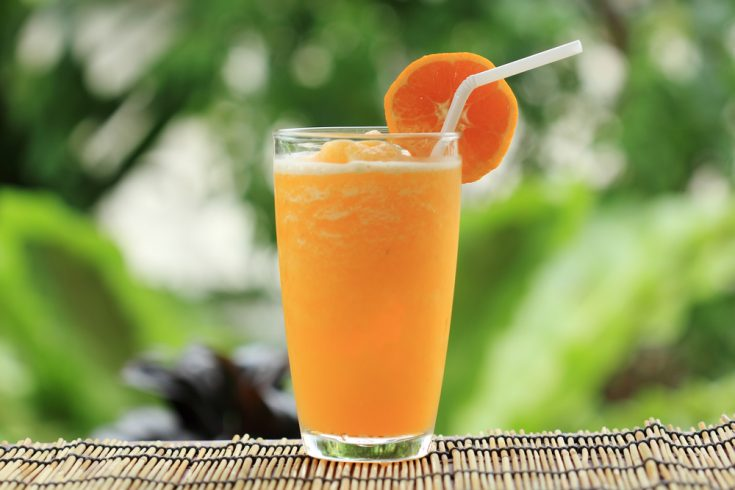 Healthy Creamsicle Smoothie