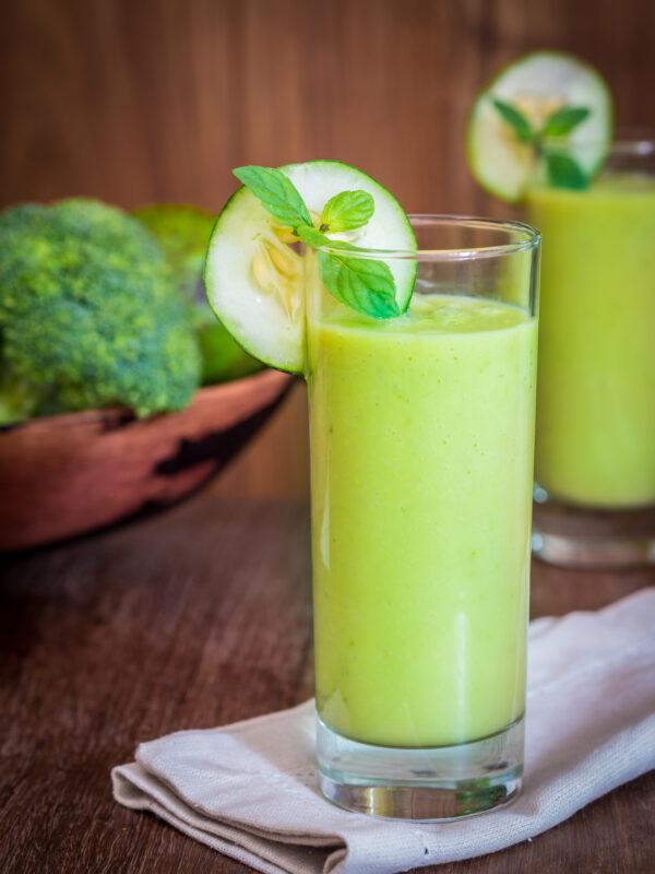 Cucumber apple smoothie recipe